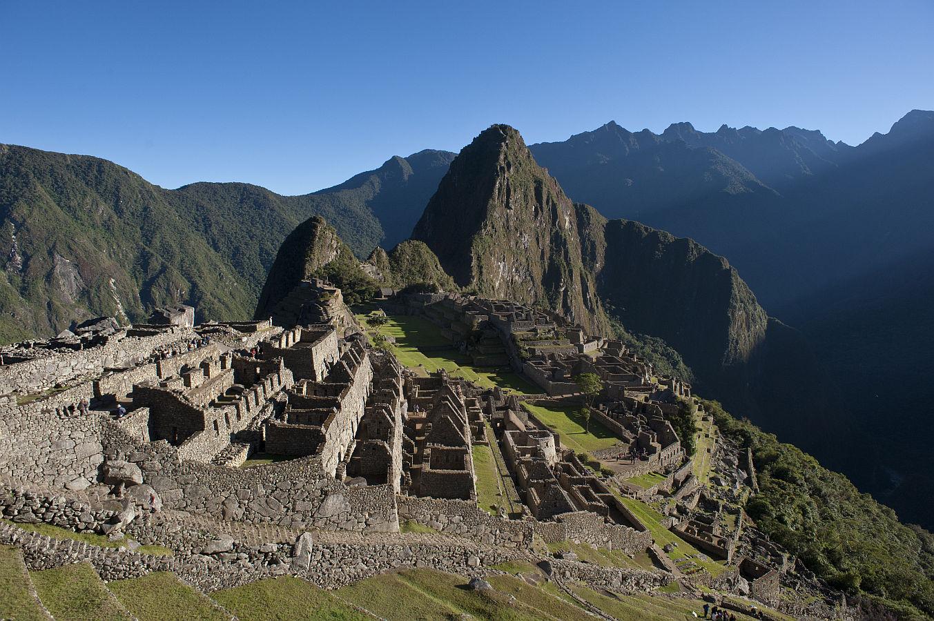 In Peru In Peru In Den Anden